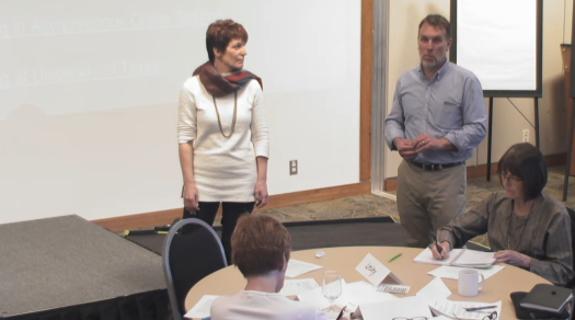 Trish Dyck and Michael Pardy discuss Team Based Learning
