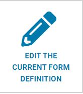 edit current form