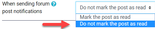 do not mark as read