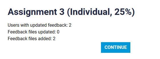 feedback files added