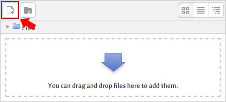 drag drop files
